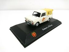 Trabant 1.1 pick-up 1:43 Voiture ATLAS Model Car DDR038