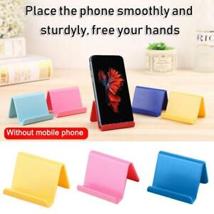 Mini Cell Phone Tablet Desk Stand Kickstand Holder For iPhone Samsung New