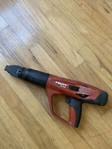 Hilti DX460 Powder Actuated Nail Gun + X460-F8 Guide - Cleaned & Ready To Work!!