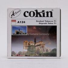 "COKIN ""A"" SERIES A124 GRADUAL TOBACCO T1 - GRADUATED WARMING FILTER #1 - NOS"