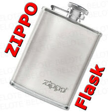 Zippo Choice Collection 3 oz. Stainless Steel High Polish Flask 122228 *NEW*