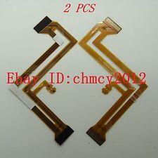 2pcs LCD Flex Cable for SAMSUNG VP- D451i D453i D455i D463i D467i Repair Part