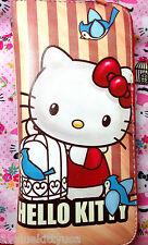 Hello Kitty Love Bird Style Wallet Clutch Purse Great Gift **US SELLER**
