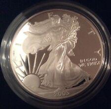 2003-W 1 oz Proof Silver American Eagle (w/Box & CoA)