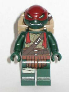 NEW LEGO RAPHAEL FROM SET 79116 TEENAGE MUTANT NINJA TURTLES (TNT045)
