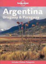 Argentina, Uruguay and Paraguay (Lonely Planet Country Guides) By Wayne Bernhar