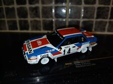 Nissan 240 RS Terry Kaby Monte Carlo Rally 1984 1/43rd Ixo diecast Group B WRC