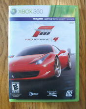 Forza Motorsport 4 (Microsoft Xbox 360, 2011) Complete - Tested - Free Shipping