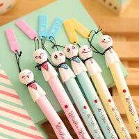 Japanese Sunny Dolls ballpoint pens Kugelschreiber Schwarz 0.38mm Geschen c S8U1