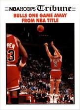 1991-92 (BULLS) Hoops #541 NBA Finals Game 4 - Michael Jordan / Chicago Bulls