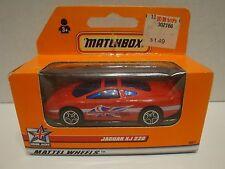 Matchbox Jaguar XJ 220 #12 1:64 Diecast      C16-10