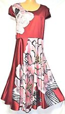 plus sz M / 20 TS TAKING SHAPE EVENT-WEAR Messina Rose Dress luxe NWT rrp$280!