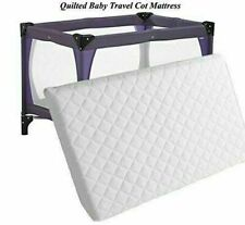 Travel Cot Mattress For Graco,  Redkite And Mamas & Papas 95 x 65 x 5 cm