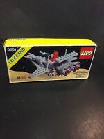 Lego 6861 Legoland Vintage, 1979 Lego X-1 Patrol Denmark & Canada Samsonite