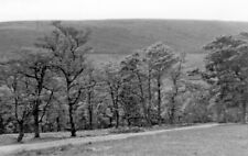 PHOTO  DERBYSHIRE  VIEW NE FROM BALFOUR BEATTY WOODHEAD TUNNEL CONSTRUCTION CAMP