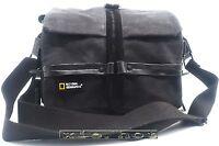 DSLR Canvas Camera Shoulder Carry Bag Case Messenger Bag For Sony Nikon Canon