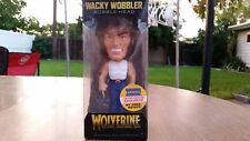 Marvel Comics X-Men Wolverine Funko Bobblehead Wacky Wobbler Figure