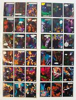 (MA5) 1993 Press Pass Tribe The Intro 36 Trading Cards