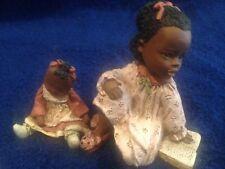 "Miss Martha Holcombe All God's Children Alexandria#8,3 1/2"" Tall,& Doll Lindy"