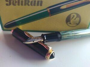 Pelikan  400 NN Germany pen 14c  gold nib EF  size + presentation box