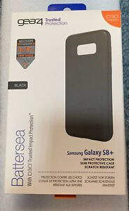 Gear4 Battersea Case for Samsung Galaxy S8+ Plus with D30 Protection – Black