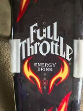 One of a Kind Full Throttle Wakeboard