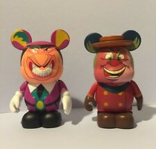 Disney Vinylmation Series 1 and 3 Pocahontass Gorvernor Ratcliffe and Coachman