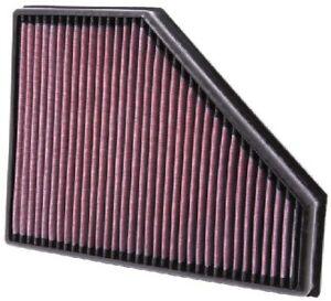 K&N Hi-Flow Performance Air Filter 33-2942 fits BMW 1 Series 118 d (E87) 105k...