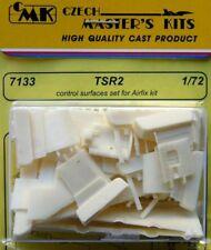 CMK 1/72 TSR-2 CONTROL SURFACES SET #7133