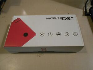 Nintendo DSi Console w/ Box Stylus & Charger (Pink) TESTED Ninetendo FREE SHIP