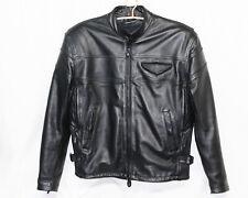 HARLEY-DAVIDSON 98110-97VM Original Competition Jacket Men's Large Black Leather