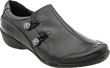 Taos Encore Comfort Leather Casual Shoes Womens US Sz 6 - 10 Black 9