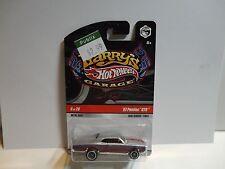 Hot Wheels Larry's Garage Silver/Red '67 Pontiac GTO NO Sticker