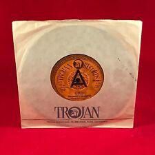 """THE MIGHTY SPARROW El Reloj 1978 UK 7"""" Vinyl single EXCELLENT CONDITION Trojan"""