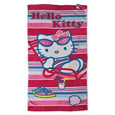 Hello Kitty Badetuch Badetucher Furs Badezimmer Gunstig Kaufen Ebay