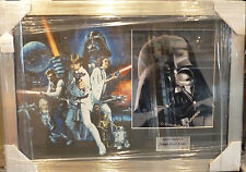 Certified: Private Signings Star Wars Film Autographs