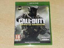 Call of Duty Infinite Warfare Xbox One **FREE UK POSTAGE**