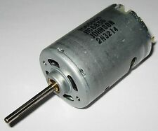 Johnson Electric High Speed 6V DC Motor w/ Long 3.17mm Shaft - 12000 RPM - HC685