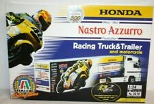 Italeri 3810 1 24 Truck & Trailer und Honda NSR 500