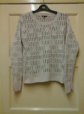 WOMENS LOVELY  JUMPER SIZE 12  BY PAPAYA     OFFERS WELCOME.