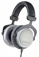 beyerdynamic DT880 Pro Over the Ear Headphones -Silver