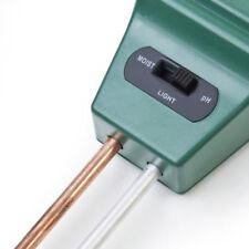 3 in1 Soil Moisture Sunlight PH Meter Tester Plant Digital Analyzers Garden Soil