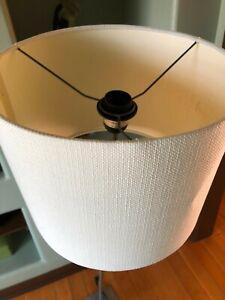 lamp shades, custom made - white