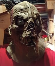 Crypt Keeper Mask Adult Tales from the Crypt Scary Halloween Costume mask lot 26