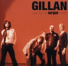 GILLAN LIVE AT THE MARQUEE 1978 CD DEEP PURPLE SMOKE ON THE WATER IAN
