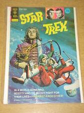 STAR TREK #20 FN- (5.5) GOLD KEY COMICS SEPTEMBER 1973