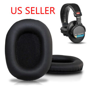 Replacement Ear Pads Cushion For Sony MDR-7506 MDR-V6 MDR-CD 900ST Headphones