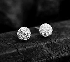 Unbranded Rhinestone Stud Fashion Earrings