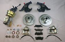 Chevrolet c10 truck front disc brake conversion 6 lug stock height spindle 67-70