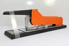 NEW MAX HD-12L HEAVY DUTY INDUSTRIAL LONG ARM STAPLER. TAKES 8mm - 17mm STAPLES.